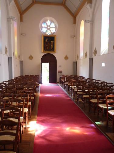 chapelle de Faymoreau