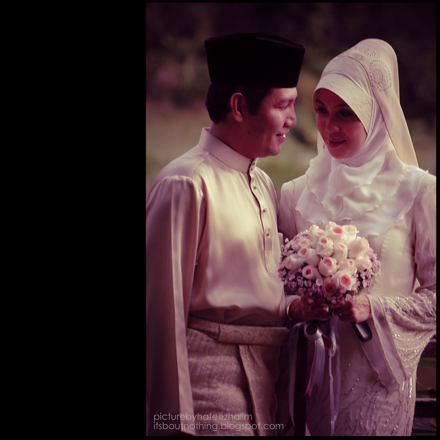 Wedding - Haliza & Abidin