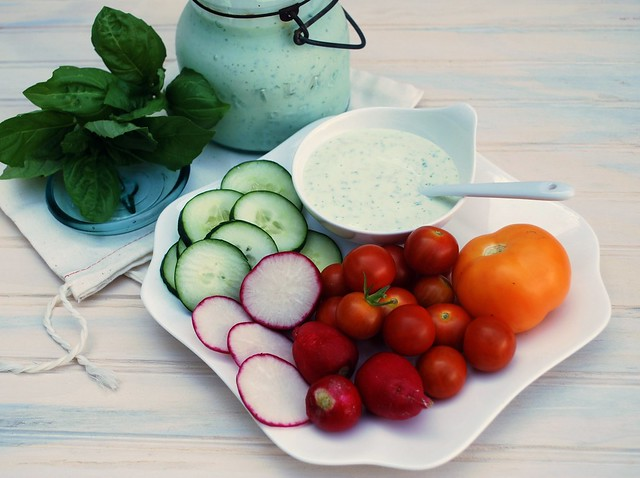 Herbed Ranch Dressing
