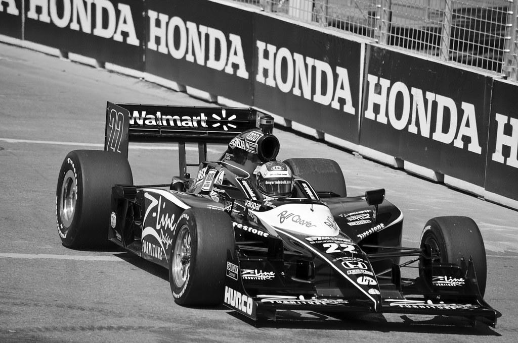 Justin Wilson, Honda Indy Toronto 2011