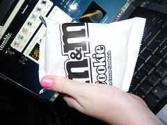 yum (-redonkul0us) Tags: ice cookie yum cream mm tumblr