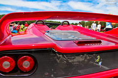 :) (Alexandre1983 Photography) Tags: italy eos italian automotive ferrari exotic dslr limitededition supercar sportscar maranello f50 carspotting ferrarif50 canon60d lightroom3 ferrarisupercar alexandre1983