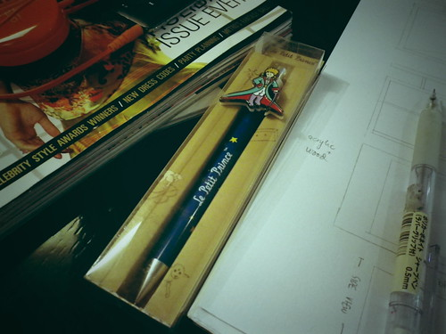 My new favorite pencil from Tatin!