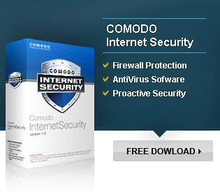Comodo Internet Security โปรแกรม Firewall internet security