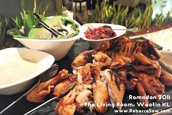 Ramadan 2011 - The Living Room, Westin KL-17