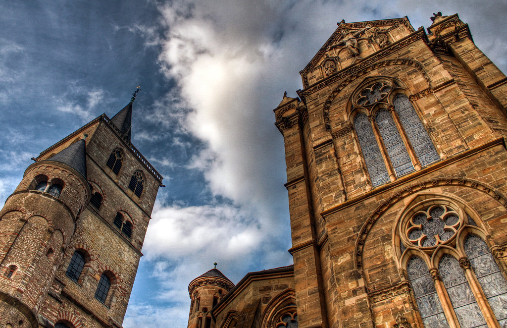 0232 - Germany, Trier, Trierer Dom HDR [HQ]