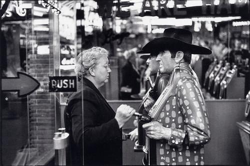 Elliott Erwitt, Las Vegas, 1954