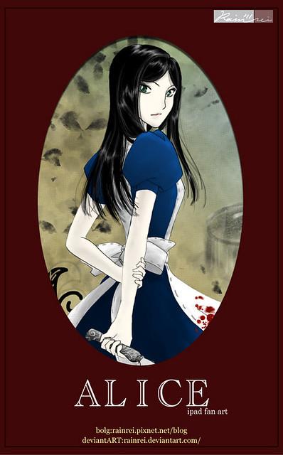 """""""Alice Fans art"""""""