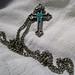 Vintage Cross Pendent