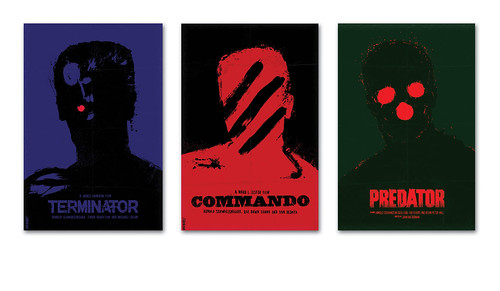 The Schwarzenegger Series
