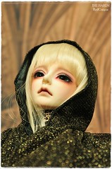 th3 (Red Mina) Tags: blue doll sage 09 bjd soom ankh harem chalco dollgru
