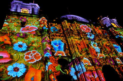Espectáculo Multimedia Catedral Oaxaca (13)