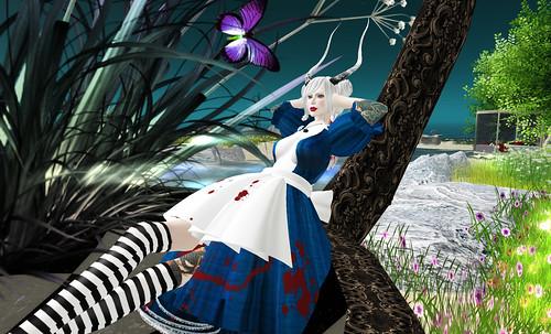 Resting Alice