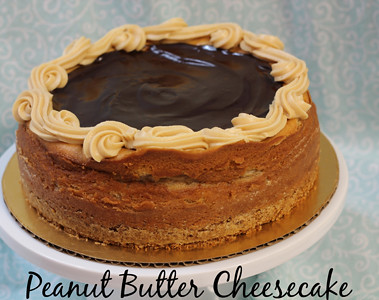 Peanut Butter Cheesecake small