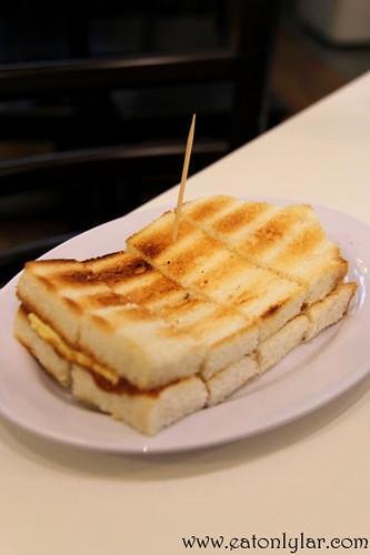 Kaya and butter toast, Lorong Seratus Tahun