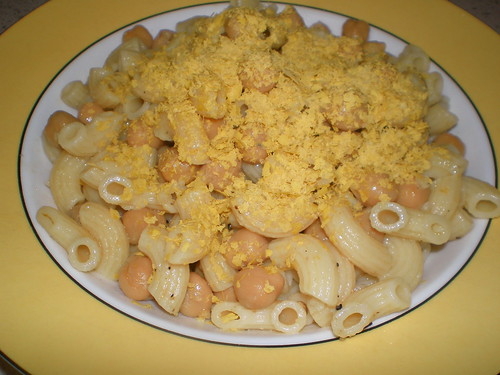 Italian Macaroni and Beans