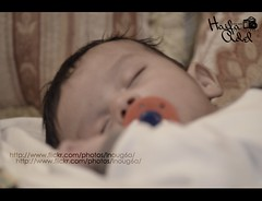 *      .. =$  (Pap Princesa.) Tags: new boy baby nikon angle ali sleepy 1855 haifa nikkor adel 2100 d5100 lnoug6a