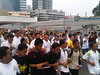 Bersih marching through Jalan Pudu by freemalaysiatoday
