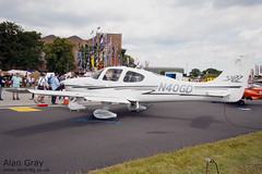 N40GD - CIRRUS DESIGN CORP SR22 - 110702 - Waddington - Alan Gray - IMG_0320