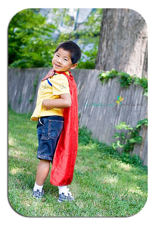 Superman vert web