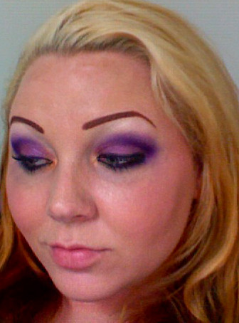 Smokey Purple EOTD 5