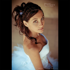Pascal & Virginie | The Princess {explored} (dominikfoto) Tags: italien wedding portrait costume nikon princess marriage portraiture romantic beaujolais pascal mariage voile glance blanc virginie regard princesse maris romantique marie romantisme fusina 2470mmf28 calabre d3s 50mmf14nikon nikond3s fusinadominik
