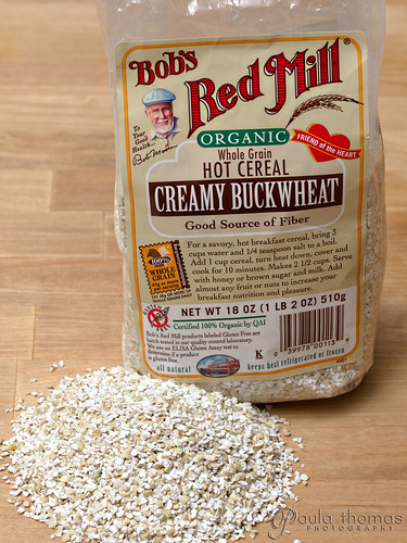 Cream of Buckwheat Cereal