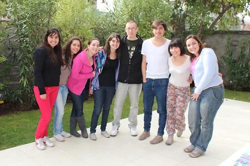 Team Educativo FDJ 2011.
