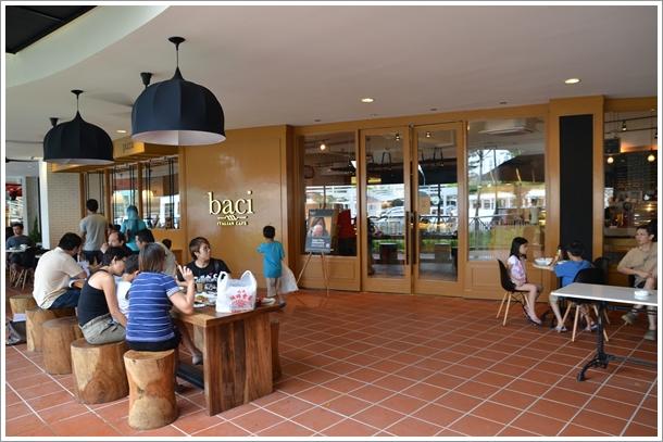 Baci Italian Cafe @ Citta Mall