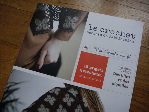Le crochet, secrets de fabrication