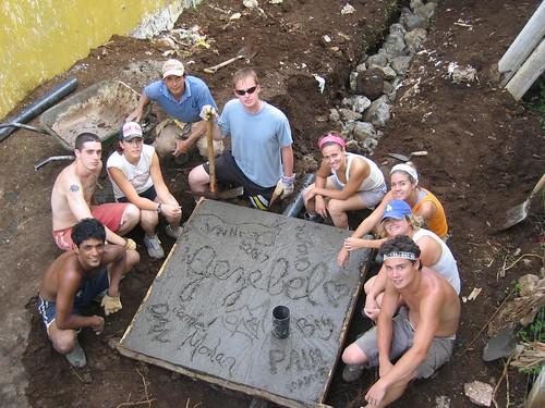Volunteer Projects - Costa Rica