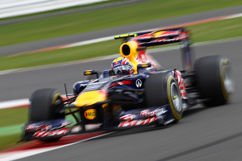 Mark Webber takes pole