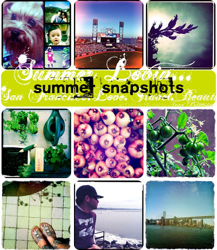document your summer in photos!
