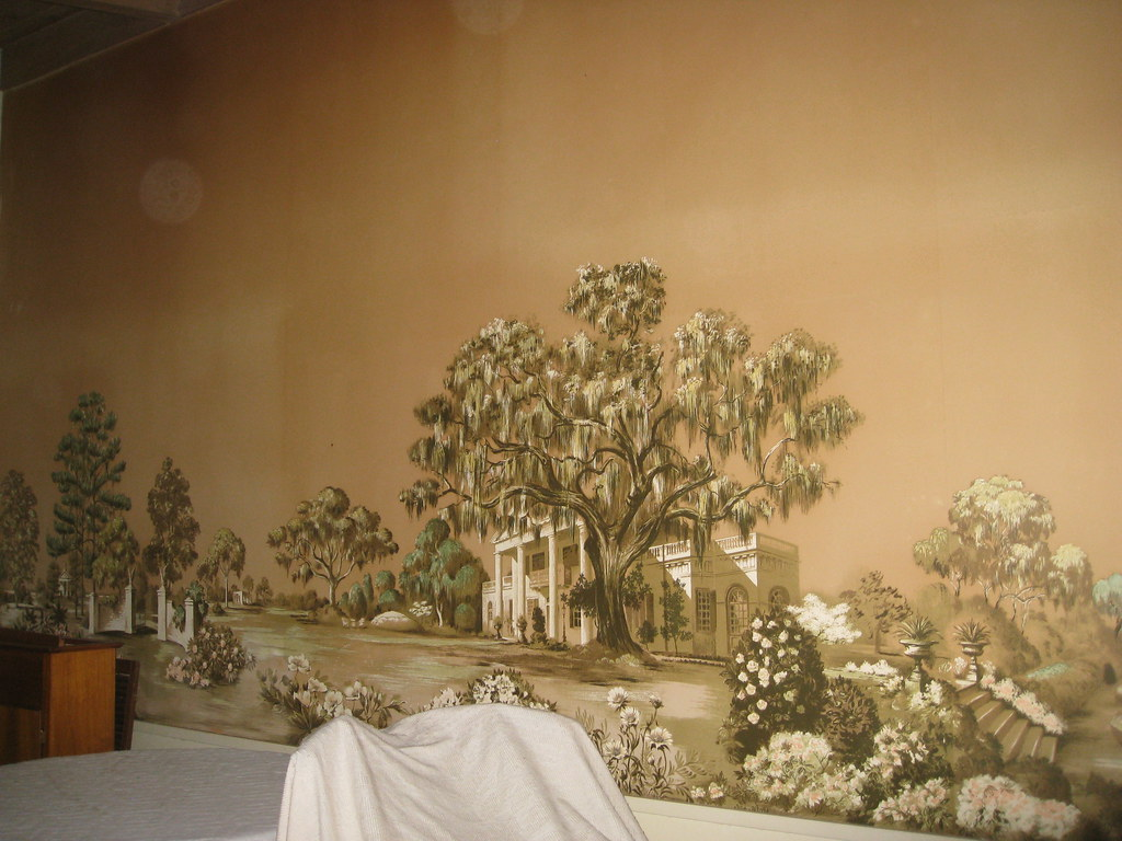 last view of intact mural