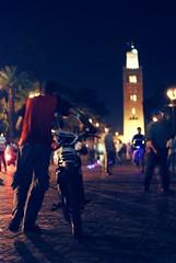Jemaa el-Fnaa (cranjam) Tags: square minaret scooter mosque steam unesco worldheritagesite morocco marocco marrakech piazza stalls moschea minareto bancarelle jemaaelfnaa vapore koutoubiamosque masterpieceoftheoralandintangibleheritageofhumanity