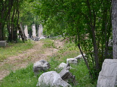 An Artist's Mecca (The Spirit of the World) Tags: city history turkey ruins worldheritagesite marble 1001nights quarry sculptures greekruins romanruins aphrodisias romanhistory ancientcity greekhistory 1001nightsmagiccity flickrtravelaward