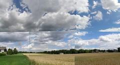 landscape, cloudscape