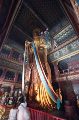 Huge Buda statue (Uros P.hotography) Tags: world china trip travel school tourism beautiful wonderful temple nice fantastic nikon perfect republic suzhou peace tour shanghai superb yangshuo awesome famous beijing sigma buddhism palace tourist unesco peoples glorious xian journey harmony stunning excellent lama tibetan prc lovely striking incredible 1020 unforgettable brilliant breathtaking extraordinary aweinspiring dynasty peking emperor remarkable monumental stupendous qing turism lamasery memorable tongli d300 exceptional turist yonghe worldfamous geluk gulin yongzheng acclaimed brathtaking slod300