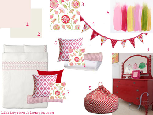 girlsroom=-design