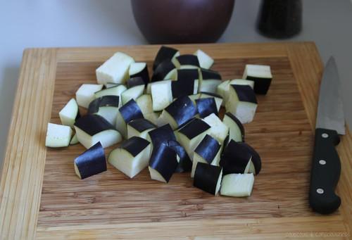 Roasted Eggplant, Mango & Soba Noodle Salad 6