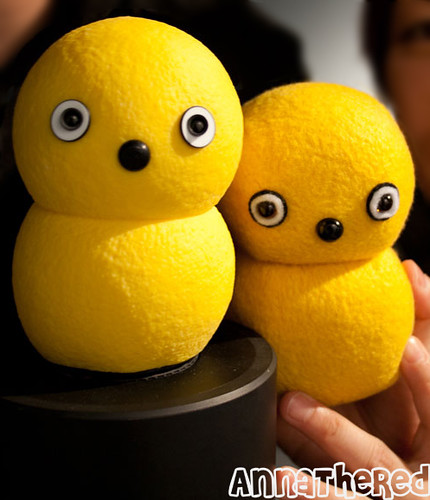 Keepon(s) at Robot Film Festival