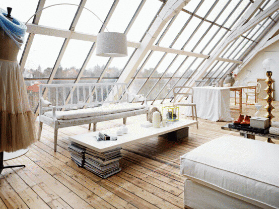 romantic-white-loft-in-sweden-1-554x415