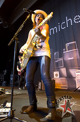 Michelle Branch - Meadow Brook Music Festival - Rochester Hills, MI - July 17th, 2011