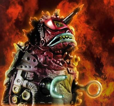 Garakutagigas FIRE..!!