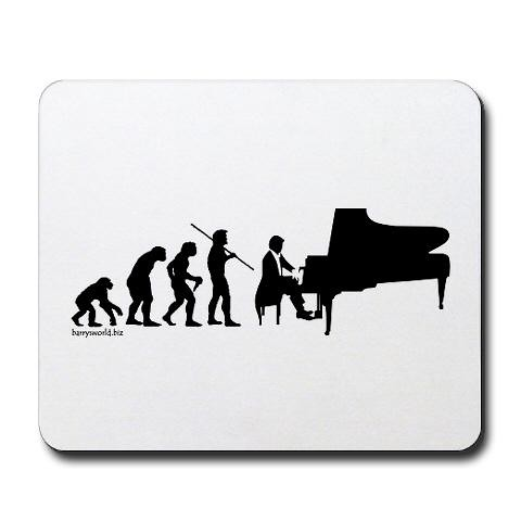Piano Evolution