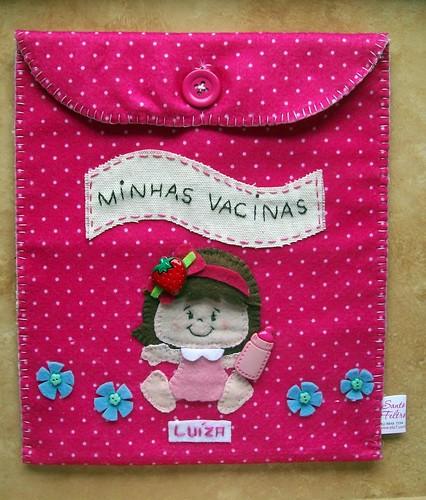 Porta carteira de maternidade by edilmarasantiago