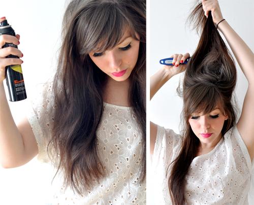 Hair Tutorial: braided 'do - Keiko Lynn