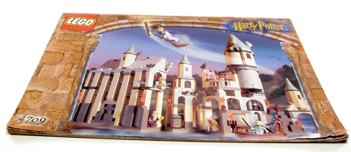 LEGO BROWN ROWBOAT HARRY POTTER SET 4709 OR CITY FIRE PIRATES