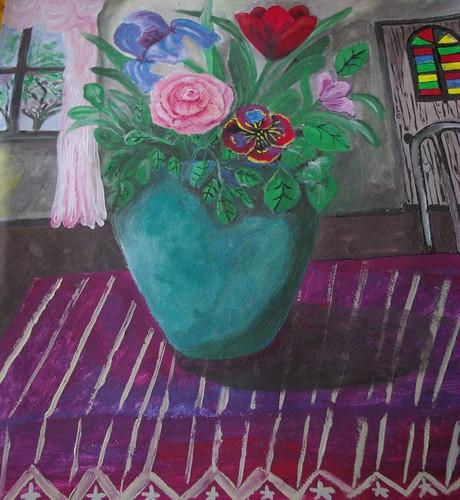 Izzy Art July 2011
