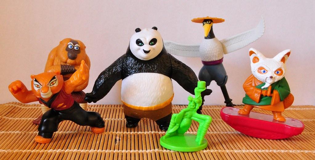 Kung Fu Panda*